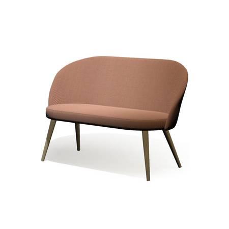 Lidun  liten sofa - 105cm